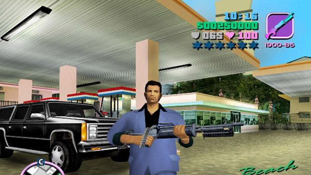 كلمات سر Gta Vice City المال Ps2 شفرات كودات Gta Vice City Ps2 للبلاي ستيشن 2 Grand Theft Auto Vice Gta