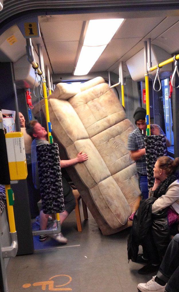 57 best Commuting images on Pinterest Ha ha, Funny stuff and - küchenmöbel gebraucht berlin