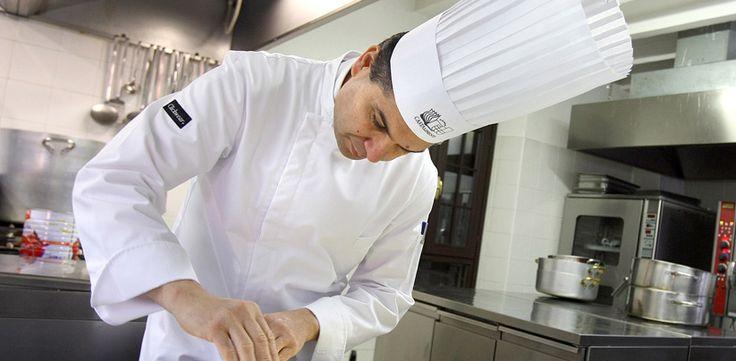 lo chef Beppe Maffioli