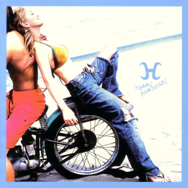 [27th single] H - July 24, 2002 (Blue Disc)