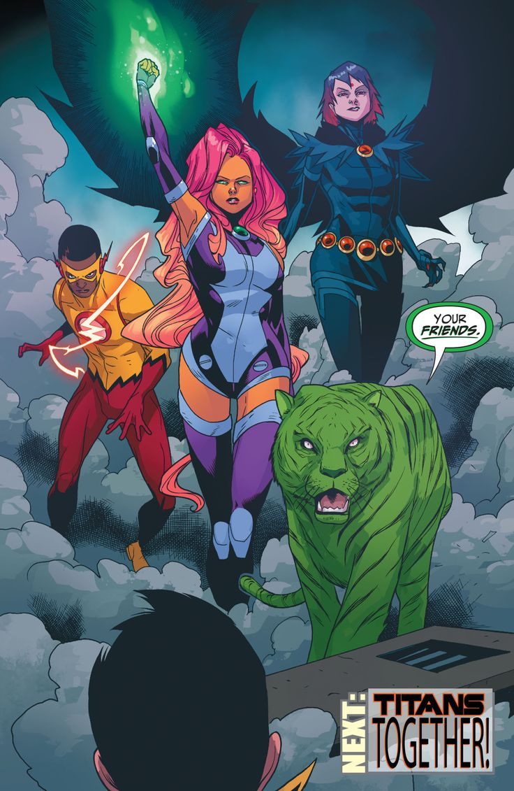 169 Best Dc Titans Images On Pinterest  Teen Titans -2285