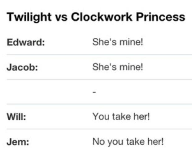 Why TID is way better than Twilight<<<anything is better than Twilight