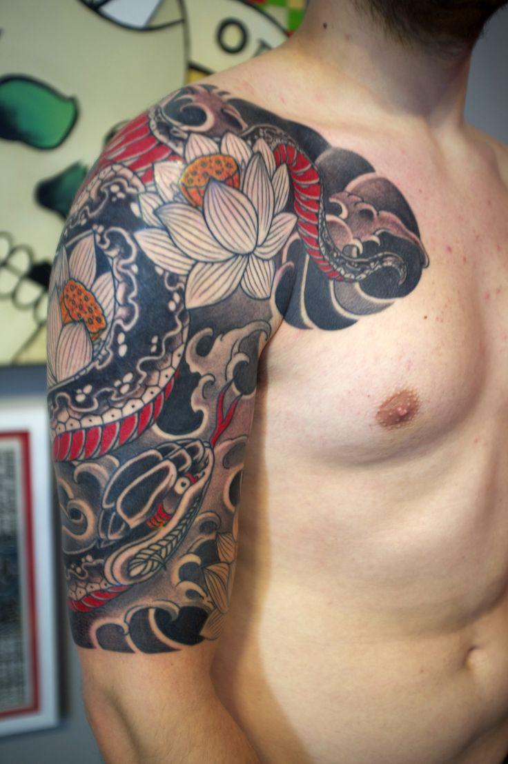 Japanese tattoos feb 27 frog tattoo on foot feb 25 japanese tattoo - Best Japanese Tattoo See More Http Electrictattooingviareggio Tumblr Com Post 51311951313 Snake