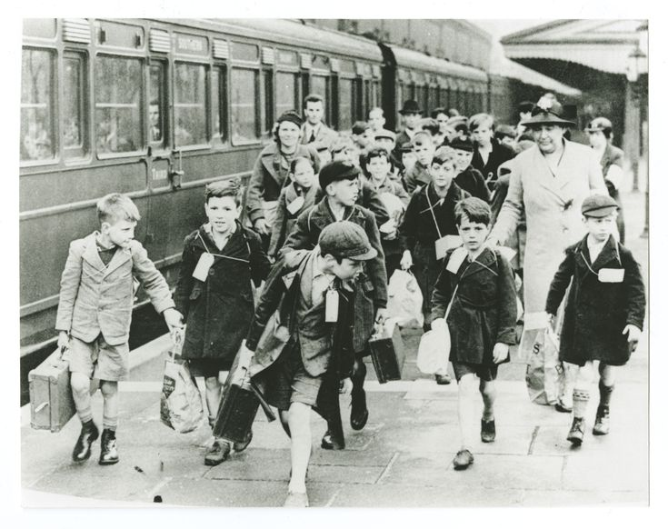 World War 2 Evacuees