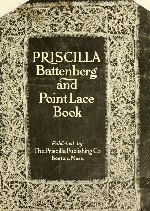 Libro en inglés de bordado rellenando con aguja.