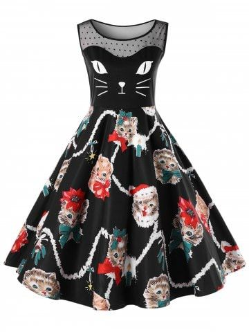 GET $50 NOW | Join RoseGal: Get YOUR $50 NOW!https://m.rosegal.com/plus-size-dresses/christmas-plus-size-kitten-pattern-swing-dress-1461257.html?seid=7824668rg1461257