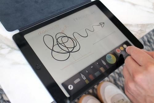 Apple's New Stylus Concept Digitizes Writing on Any Surface