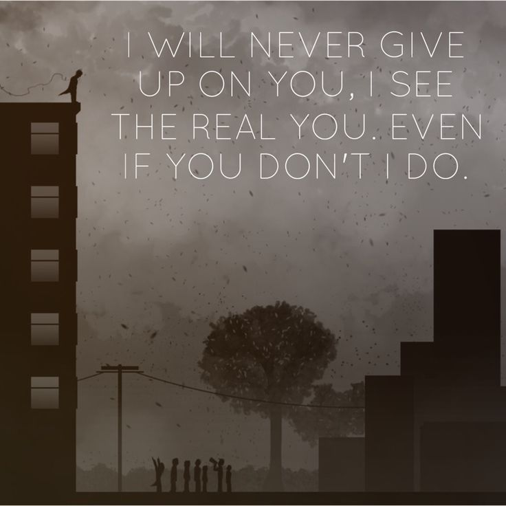 I Will Never Give Up On You Quotes: 25+ Best Ideas About Three Days Grace On Pinterest