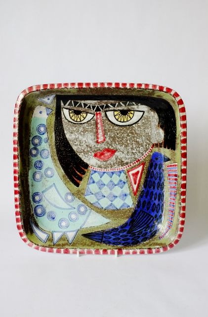 Mari Simmulson Dish - Upsala Ekeby