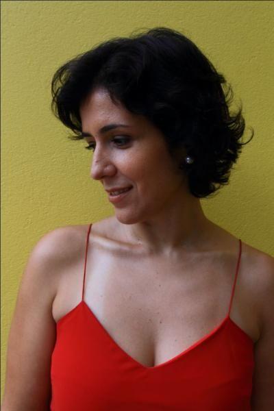 Daniela Borela (foto Thomaz Harrell)