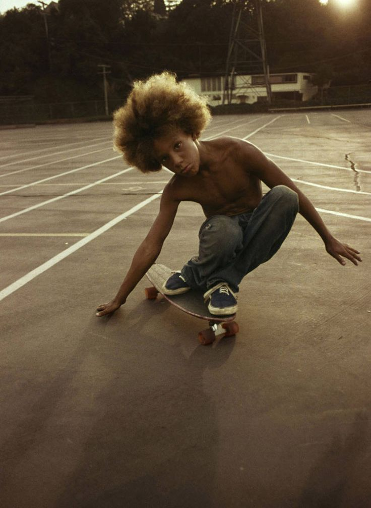 Seems somewhat more modern but its the skill, awesome rad shot Skateboarding in California During the 1970s – Fubiz Media