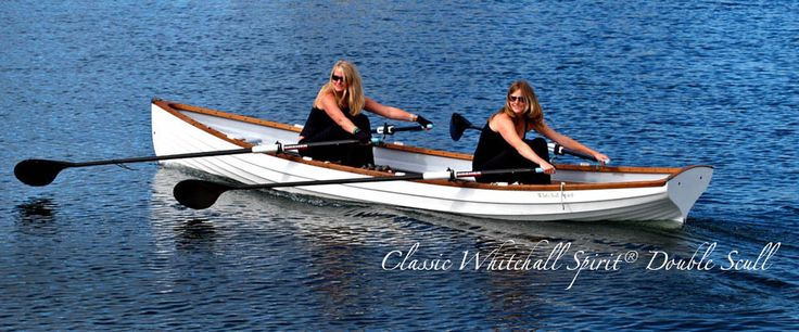 Whitehall Rowing, Sculling, & Sailing Rowboats | Wooden ...