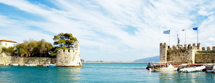 Nafpaktos ,Greece