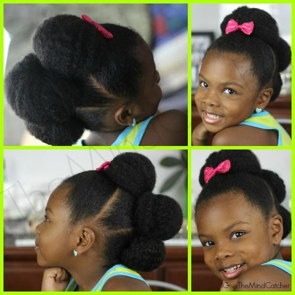 My daughter's hair tutorial is on my youtube channel. www.youtube.com/user/t…
