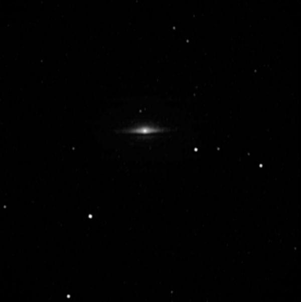 Sombrero Galaxy by Cassini - more: http://aliveuniverseimages.com/speciale-missioni/sistema-solare/cassini/1309-la-cassini-riprende-la-galassia-sombrero