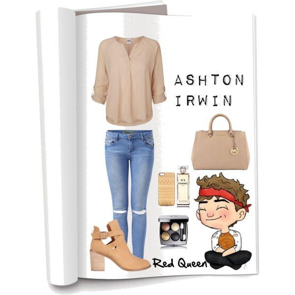 """Ashton"" by elleonora-scarlat on Polyvore"