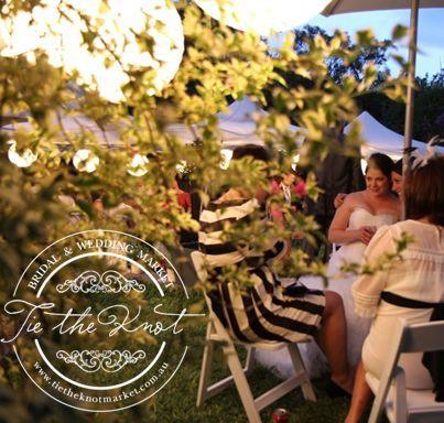 garden wedding bougainvillea
