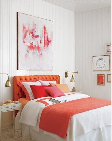 sconces over the nightstands