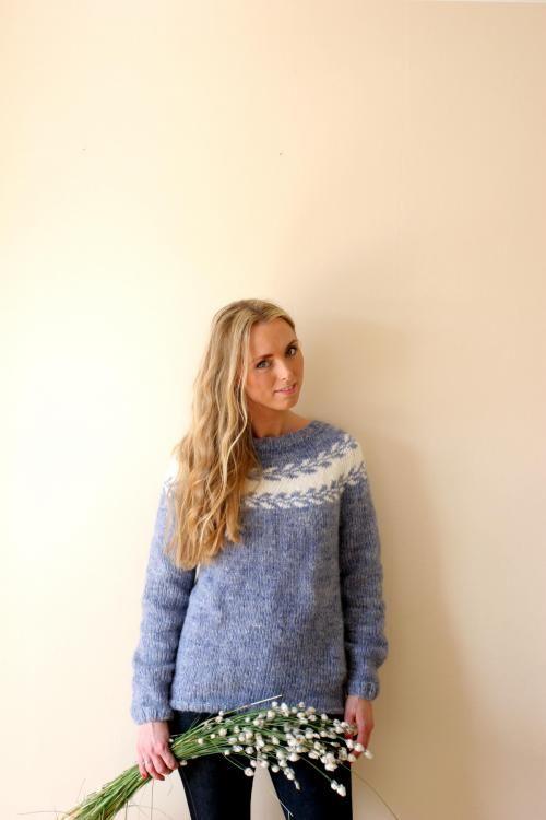 Marys sweater af Marianne J. Bjerkman sælges - Spar penge - Køb online