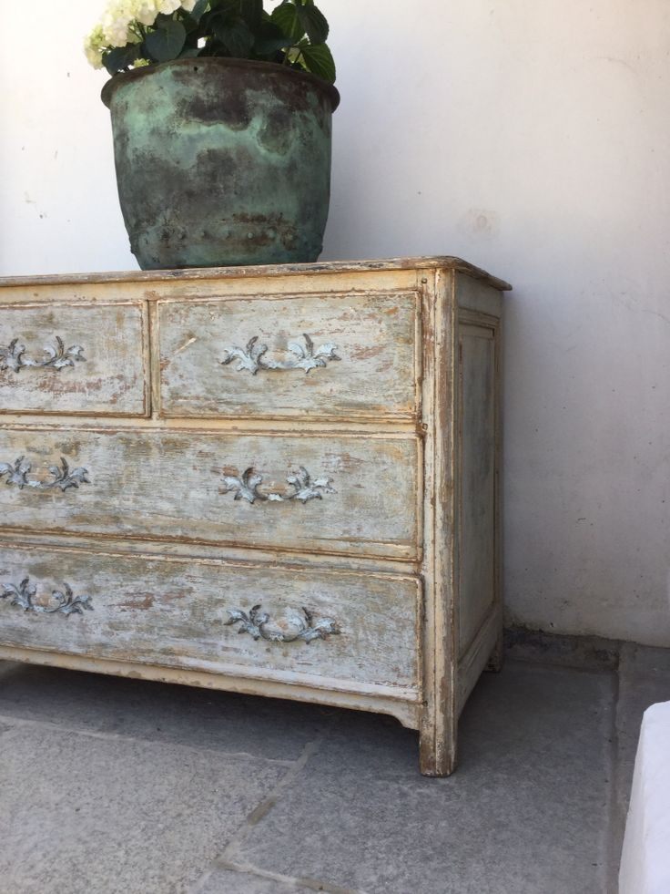 18th C French Antique chest