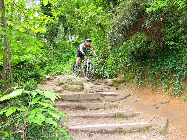 Buttermilk Trail Richmond Va James River Mountain Biking