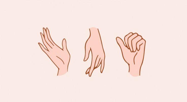 Ręce – co mówią o zdrowiu?