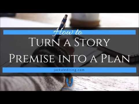 Turn a Story Premise into a Plan