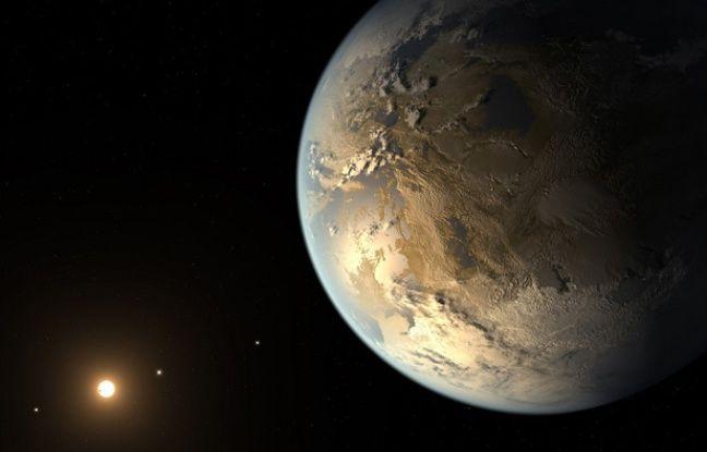 La Nasa affirme avoir découvert une exoplanète «habitable» et semblable à la Terre