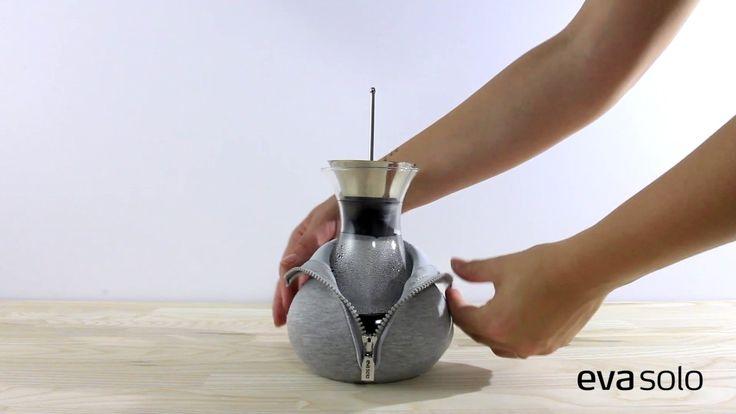 Koffie & thee is voor de meeste mensen dagelijkse behoefte, het Deense Eva Solo heeft daarvoor een brede selectie aan functionele, passende producten met een mooi design! https://youtu.be/wSJUP5JKpFo
