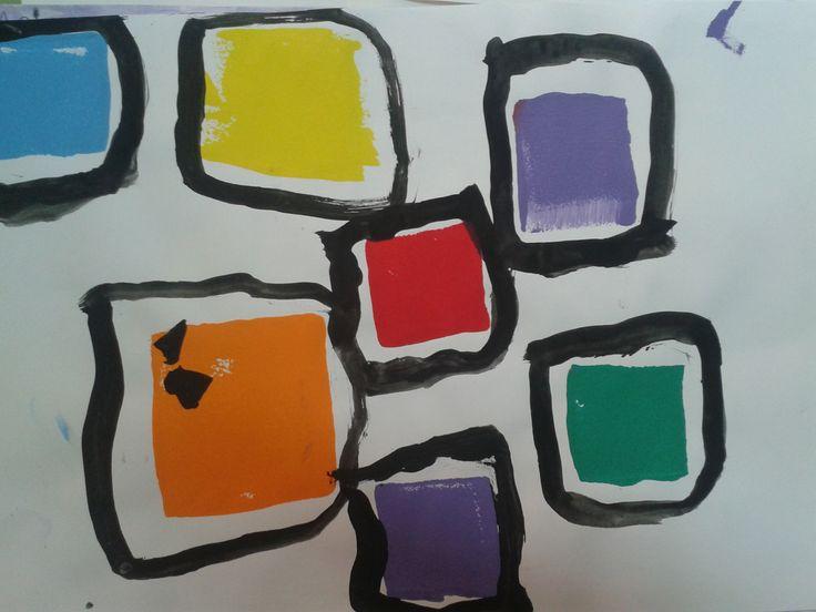 Formes: Quadrat