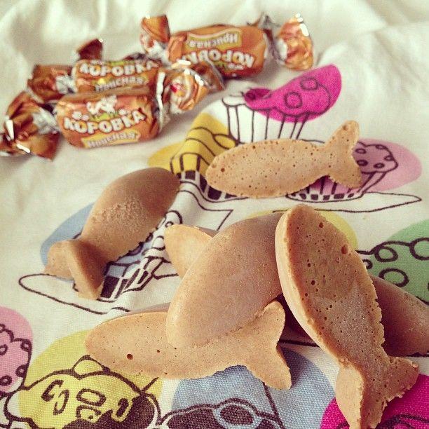 Конфеты коровка #дюкан #dukan