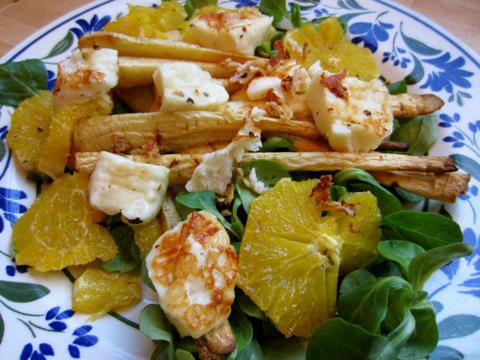 gesunde salate pastinaken zubereiten tolle rezepte