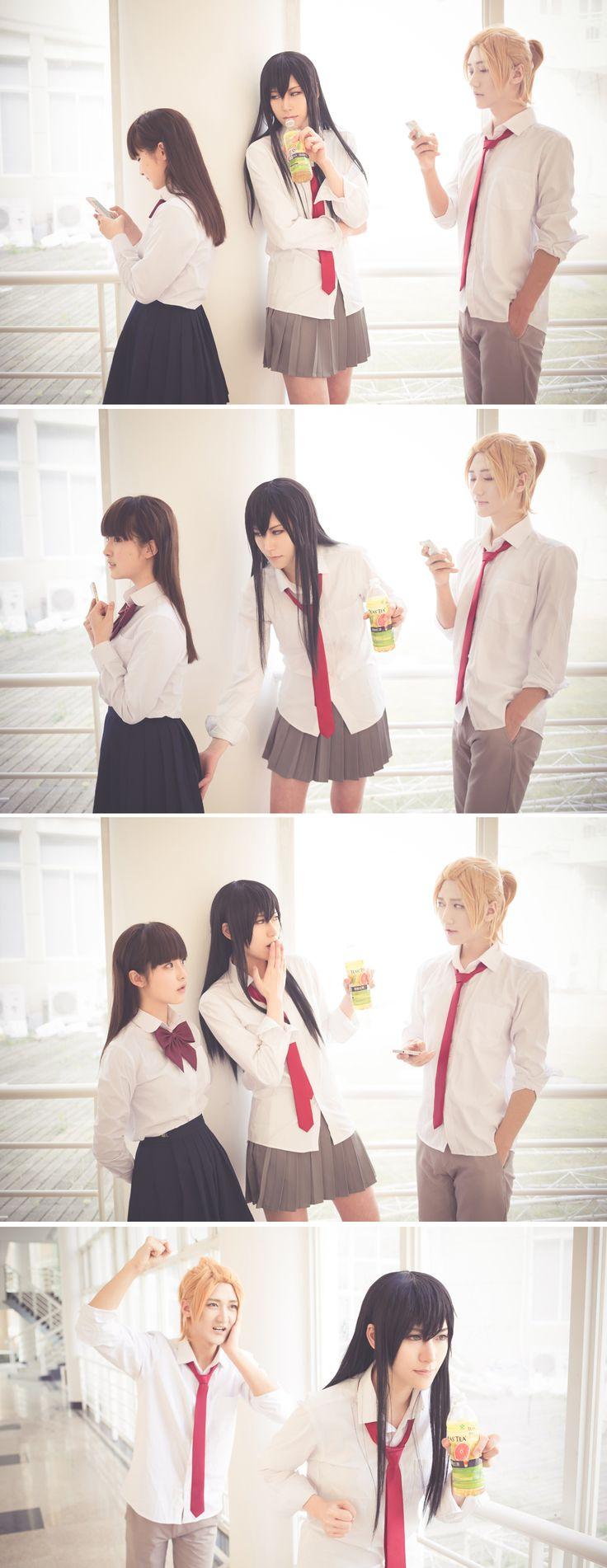 BAOZI and HANA(包子 & HANA) Qi Fang, Ayuhang(Ayu绗) Sun Jing Cosplay Photo - WorldCosplay