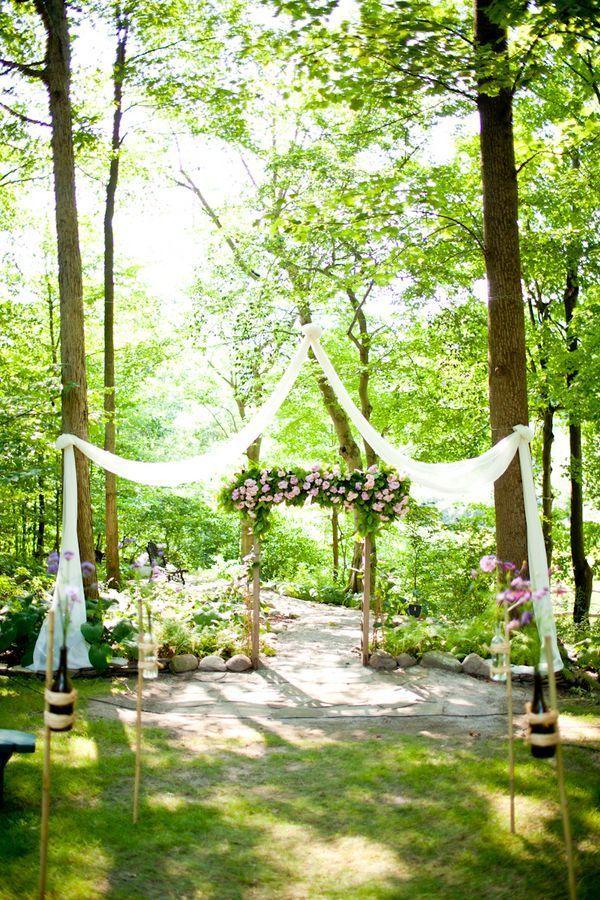 15 Fresh Outdoor Wedding Ideas: Weekly Wedding Inspiration