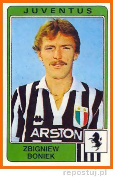 Boniek. Juventus