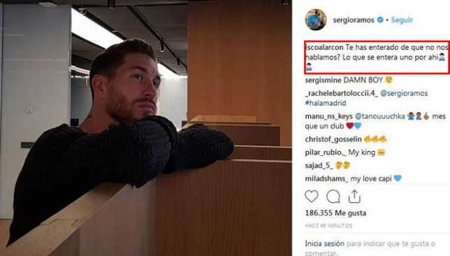 إيسكو يسخر من شائعات عدم تحدثه مع راموس سخر النجم الشاب فرانشيسكو إيسكو لاعب نادي العاصمة