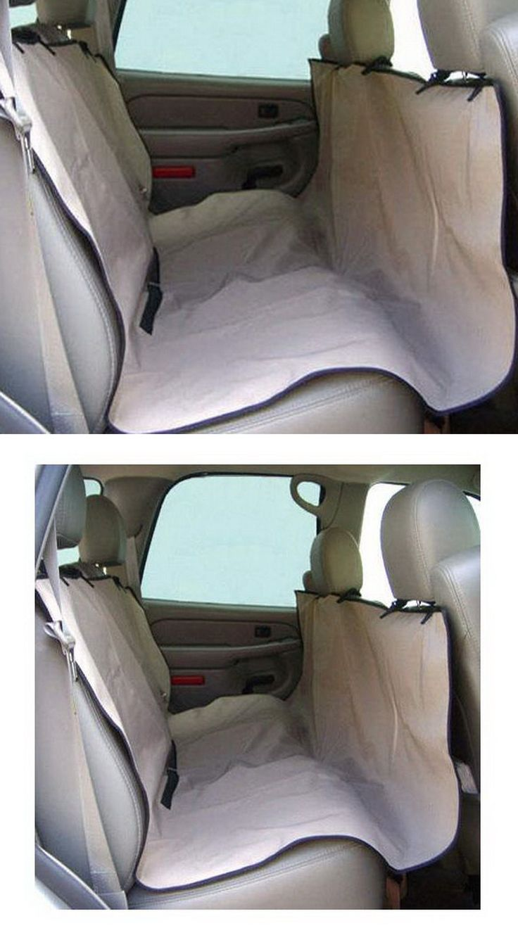 Car Seat Covers 117426: New Waterproof Back Seat Car Seat Cover Pet Protector Dog Hammock -> BUY IT NOW ONLY: $33.26 on eBay!