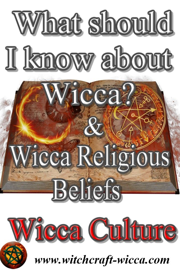 the wicca religion It was important for us to talk about wicca here on black witch coven for a few reasons: a few of our members currently practice wicca, for reasons including.