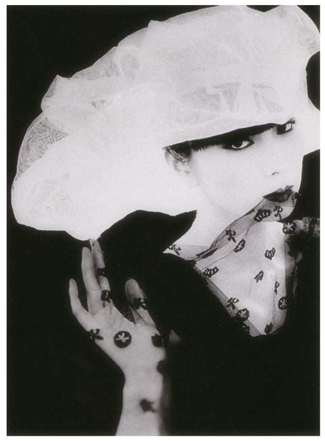 garlands-jpn: 山口小夜子 Yamaguchi Sayoko 山口 小夜子 (1949-2007) - Japan - 1980s
