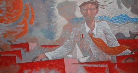 La grande partenza, Giampaolo Talani, http://www.galleria-galp.it/shop/index.php/artisti/giampaolo-talani/la-grande-partenza.html