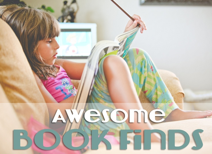 Awesome Book Finds for Adults and Children: Books Finding, Books Worth, Awesome Books