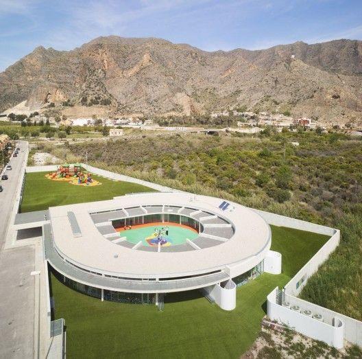NURSERY SCHOOL / Rocamora Arquitectura (Spain).