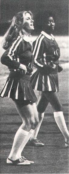 Augustana Cheerleading: 263 Best Old School Cheerleaders Images On Pinterest