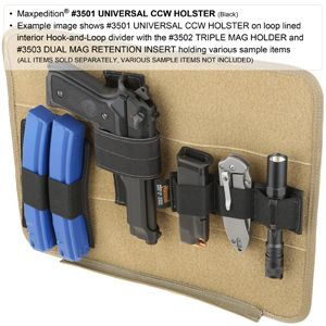 UNIVERSAL CCW HOLSTER
