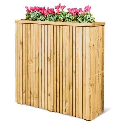 Bac à fleur 'Cordoba' 100 x 90 cm