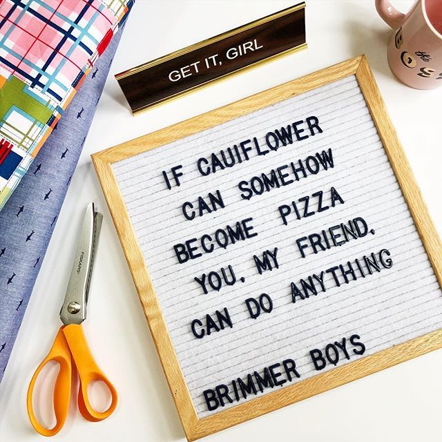 If Cauliflower Can Somehow Become Pizza You My Friend Can Do
