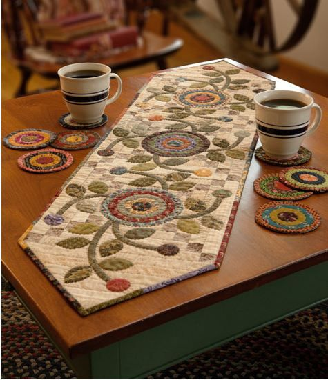 Simple Graces by Martingale | That Patchwork Place, via Flickr - love the angle