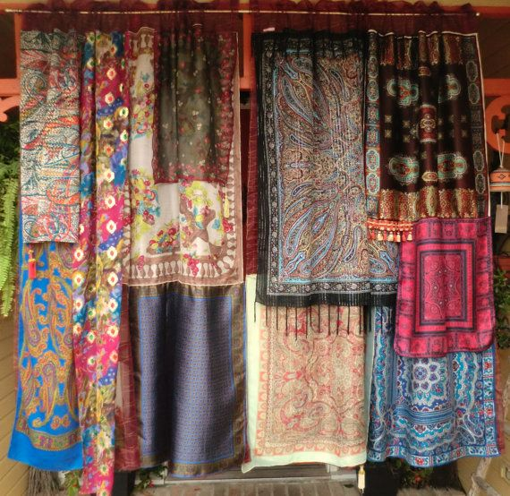 17 Best Ideas About Gypsy Curtains On Pinterest
