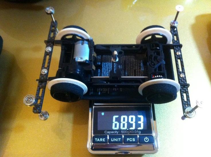 Mini 4wd TOP Speed - foto 1
