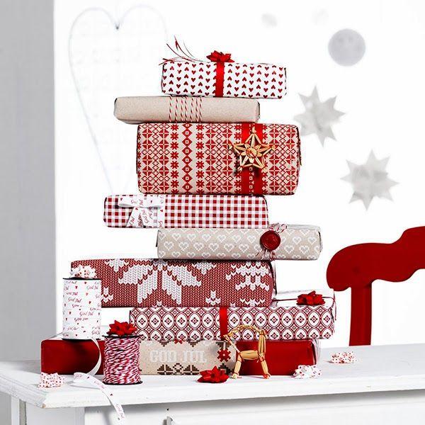DIY Gift wrap ideas by Panduro Hobby